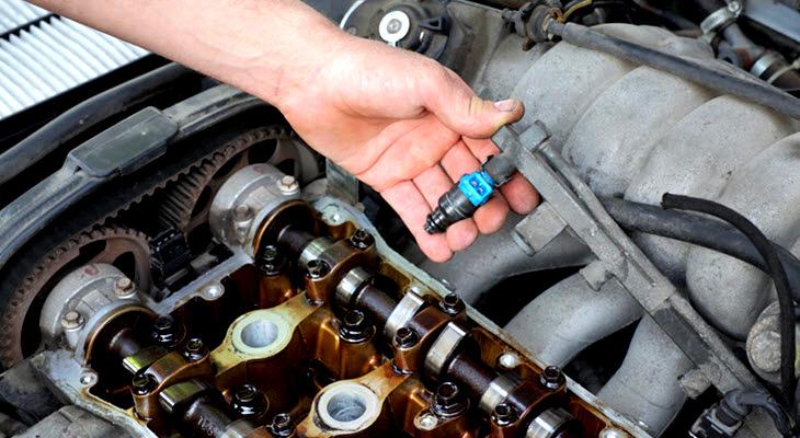 Benzin ve Dizel Tıkalı Enjektör Nasıl Açılır
