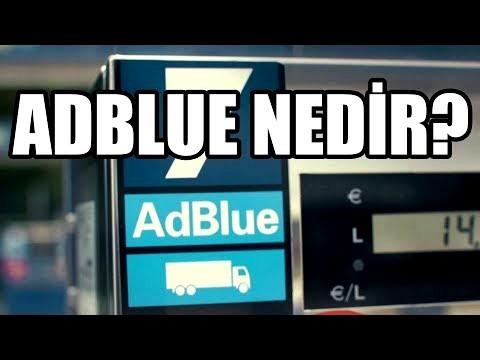 Adblue Nedir? Ne İşe Yarar? Nerelerde Kullanılır?